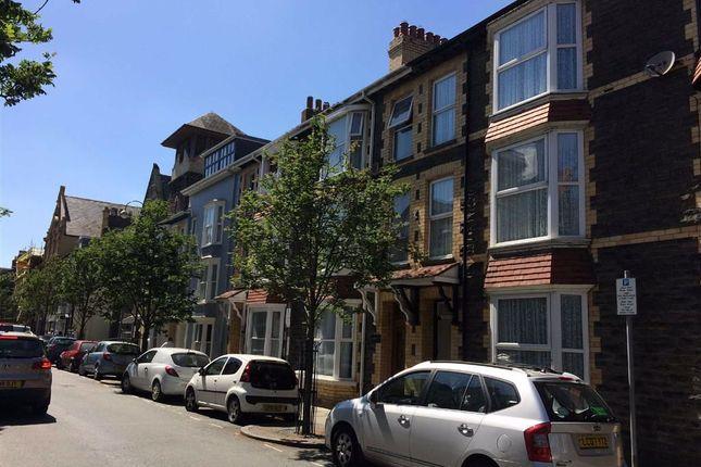 Thumbnail Terraced house for sale in Portland Street, Aberystwyth, Ceredigion