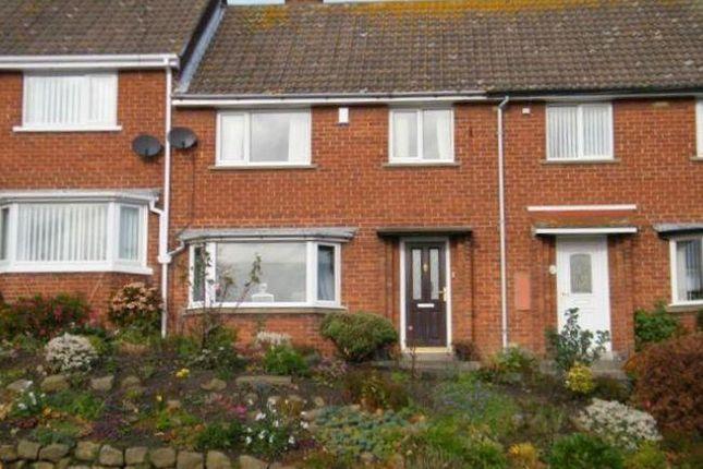 Thumbnail Terraced house to rent in Spelvit Lane, Morpeth