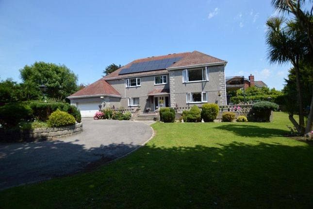 Thumbnail Detached house for sale in Furzehatt Road, Plymouth, Devon