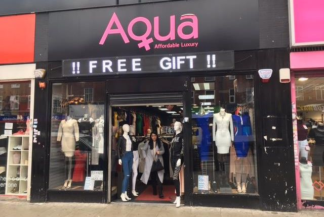 Thumbnail Retail premises to let in 18 High Road, Wood Green, London