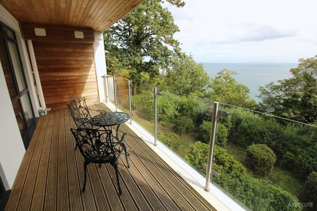 2 bed property for sale in Middle Lincombe Road, Torquay