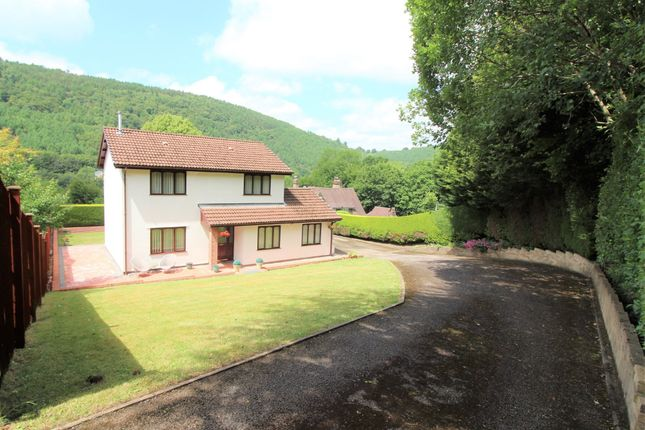 Thumbnail Detached house for sale in Rhyswg Road, Abercarn, Newport