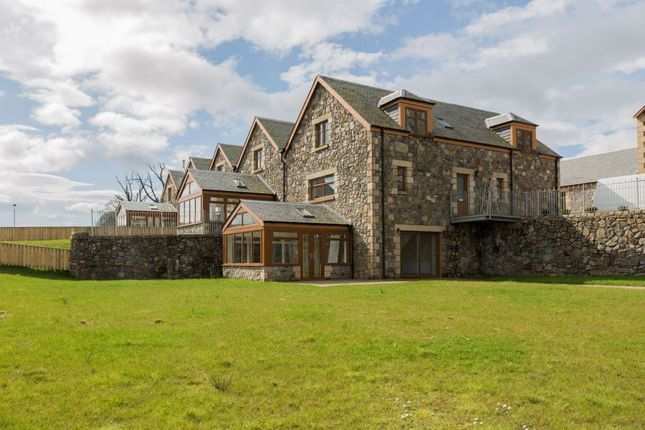Thumbnail Town house for sale in The Townhouse, Burnside Farm Steadings, Old Greenock Road