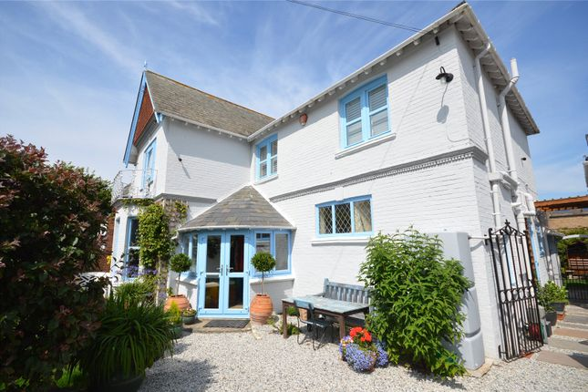Thumbnail Detached house for sale in New Street, Lymington