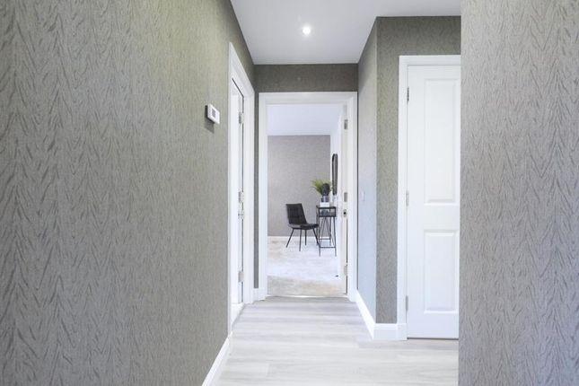 Show Apartment Hallway