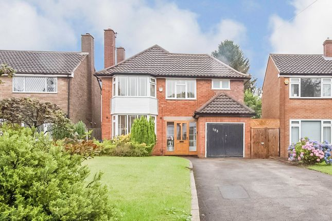 Thumbnail Detached house for sale in Penns Lane, Sutton Coldfield