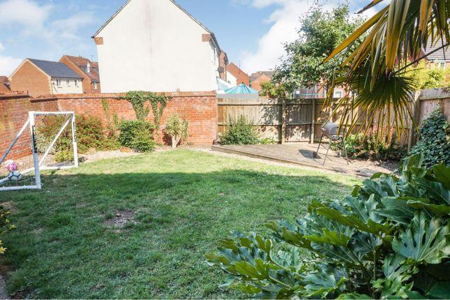 Rear Garden of St. Crispin Drive, Northampton NN5