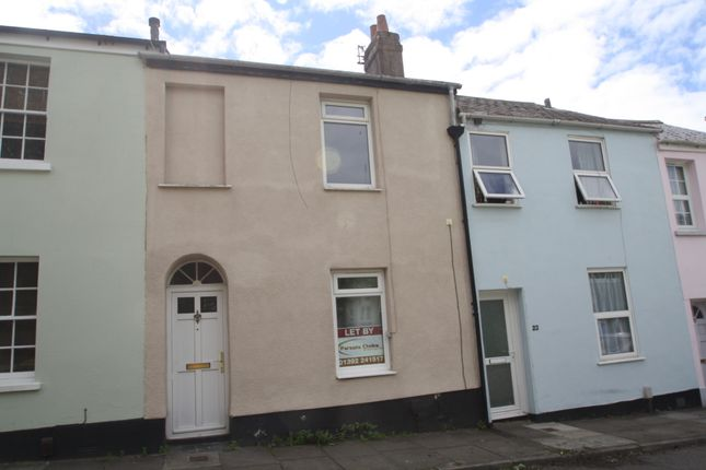 Thumbnail Terraced house to rent in Clifton Street, Newtown Exeter