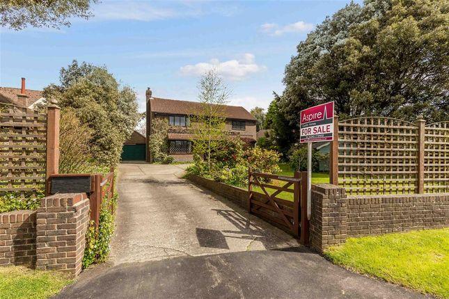Thumbnail Detached house for sale in Barnham Road, Barnham, Bognor Regis