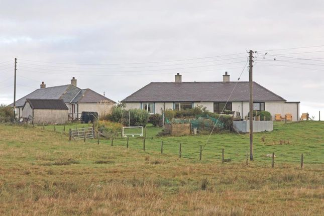 Thumbnail Semi-detached bungalow for sale in Sollas, Isle Of North Uist