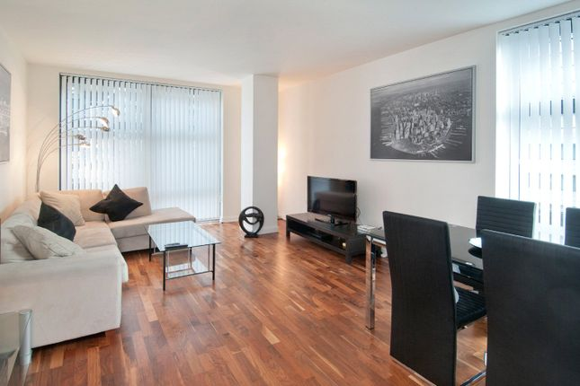 Thumbnail Flat to rent in Discovery Dock, South Quay Square, Canary Wharf, London