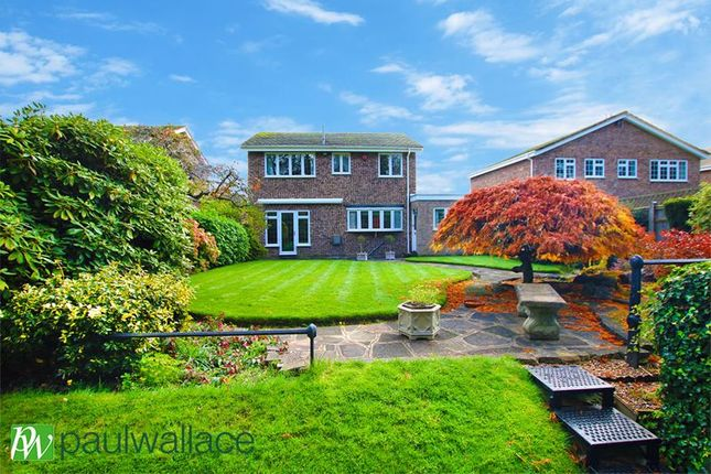 Rear Exterior of The Oval, Broxbourne EN10