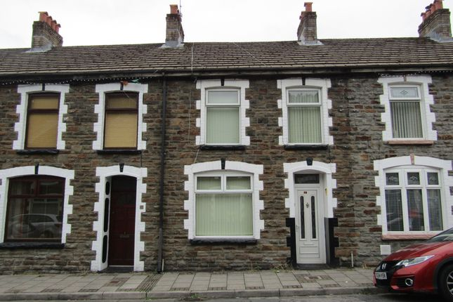 Thumbnail Terraced house for sale in James Street, Maerdy