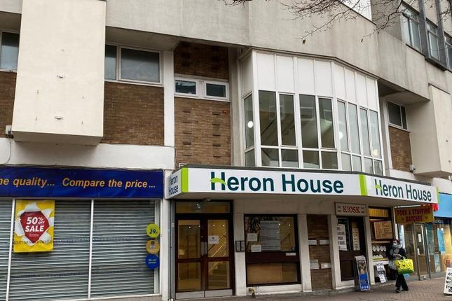Thumbnail Office to let in Third Floor West, Heron House, Newdegate Street, Nuneaton
