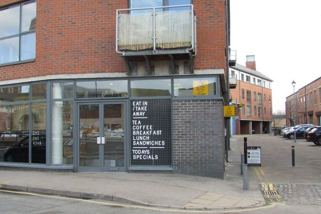 Thumbnail Restaurant/cafe for sale in Water Lane, Holbeck, Leeds