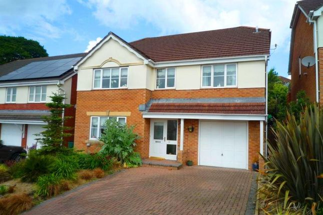 Thumbnail Property to rent in Heol Fioled, Barry