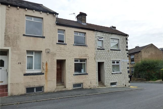 Front of Kensington Street, Keighley, West Yorkshire BD21