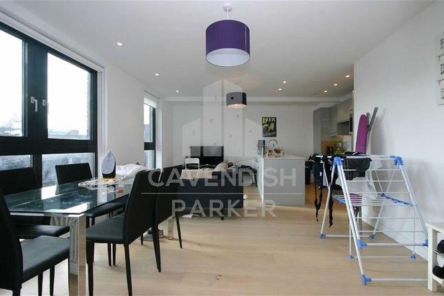Thumbnail Flat to rent in Cheshire Street, Shoreditch, London
