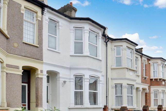 Thumbnail Terraced house to rent in Plashet Grove, London