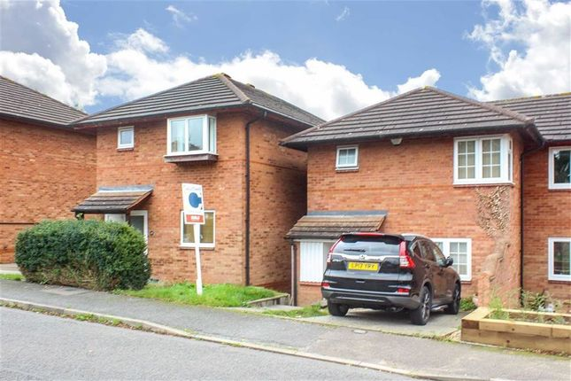 Thumbnail Semi-detached house for sale in Petworth, Great Holm, Milton Keynes