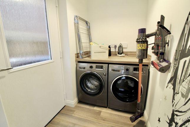 Utility Room of Oak Drive, Sychdyn, Mold CH7
