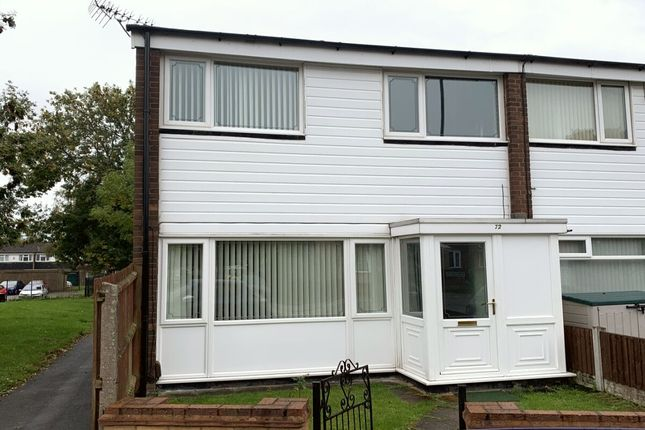 Bosworth Drive, Chelmsley Wood, Birmingham B37
