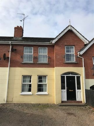 Thumbnail Terraced house for sale in Derrymore Meadows, Bessbrook