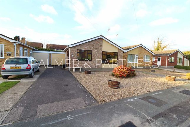 Thumbnail Bungalow for sale in Albany Close, West Bergholt, Colchester