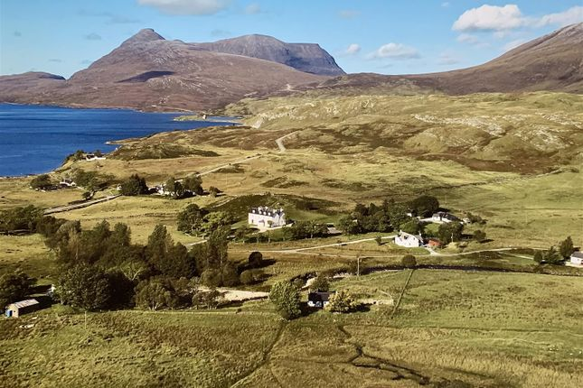 Thumbnail Detached house for sale in Inchnadamph Lodge, Loch Assynt, Inchnadamph, Sutherland