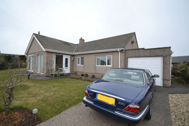 Thumbnail Detached bungalow for sale in Bankfield, Beckermet, Cumbria
