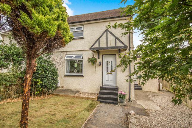 Thumbnail Semi-detached house for sale in Carlton Villas, Hatt, Saltash