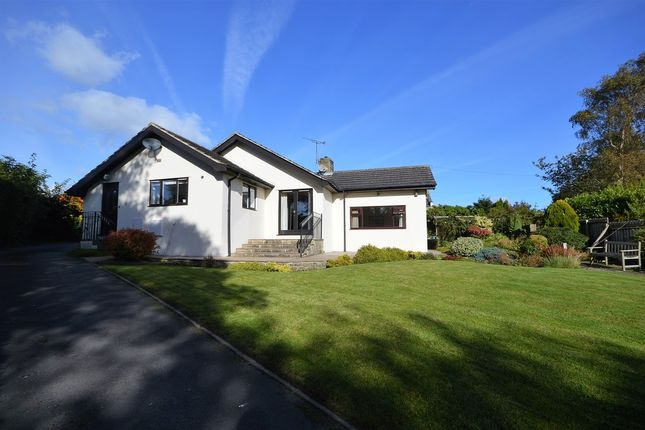 Thumbnail Detached bungalow for sale in Manor Drive, Flockton, Wakefield