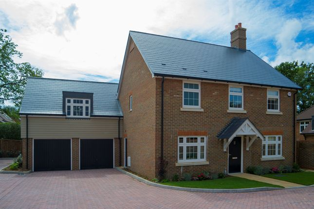 Thumbnail Detached house for sale in Worthing Road, Horsham