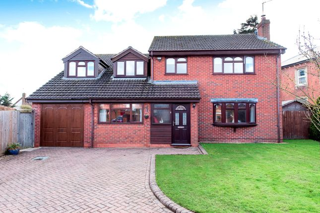 Thumbnail Detached house for sale in Newstead Drive, Southam