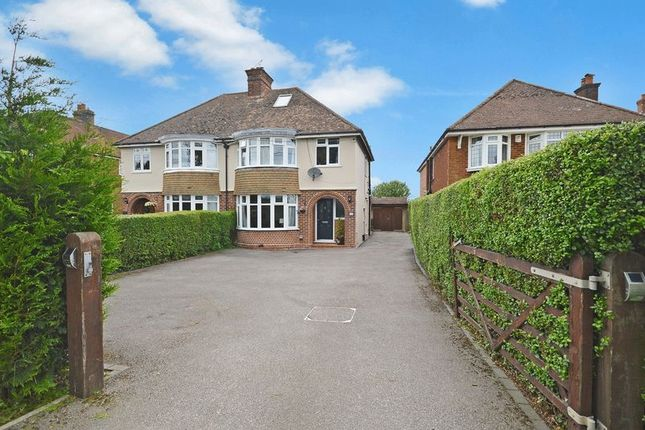 3 bed semi-detached house for sale in Marroway, Weston Turville, Aylesbury