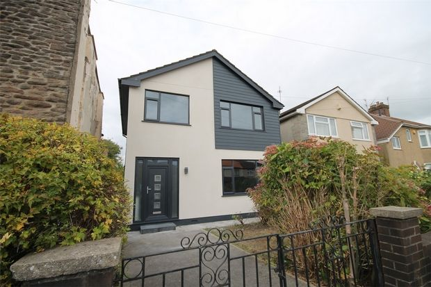 Thumbnail Detached house to rent in Overndale Road, Downend, Bristol