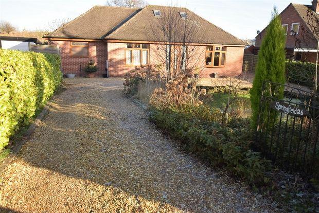 Thumbnail Detached house for sale in Whittaker Lane, Little Eaton, Derby