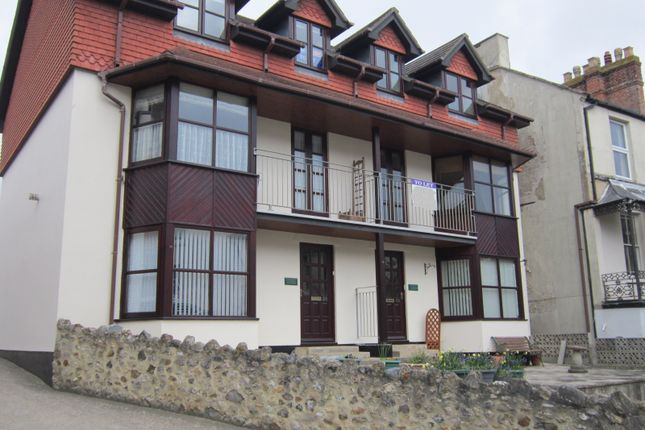 Thumbnail 1 bed flat to rent in Beer Road, Seaton
