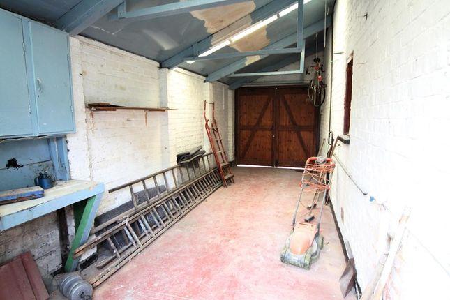 Garage of Grantley Road, Wavertree, Liverpool L15