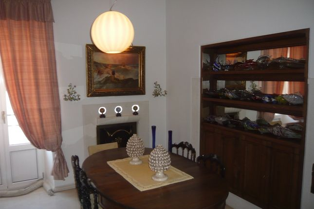 Dining Room of Townhouse Nicola, Ostuni, Puglia, Italy