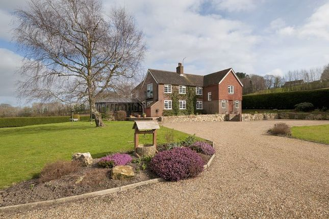 Thumbnail Detached house for sale in Crittenden Road, Matfield, Tonbridge