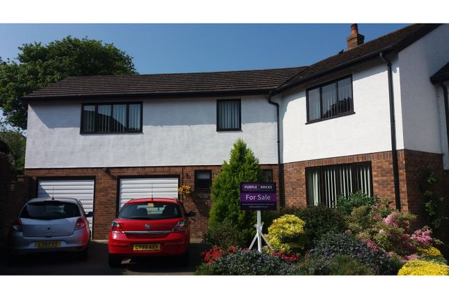 4 bed semi-detached house for sale in Drws Y Nant, Glan Conwy