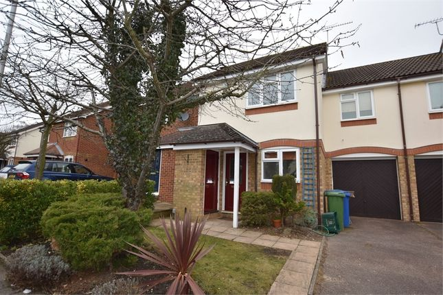 Thumbnail Semi-detached house to rent in Milward Gardens, Binfield, Bracknell, Berkshire
