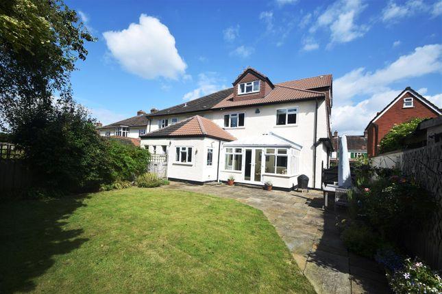 Thumbnail Semi-detached house for sale in Eastfield, Westbury-On-Trym, Bristol