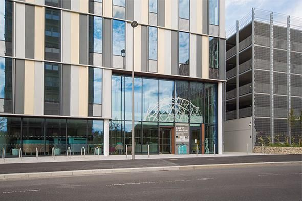 Thumbnail Office to let in Sovereign House, Basing View, Basingstoke