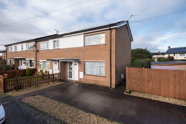 2 bed property for sale in Gowy Crescent, Tarvin, Chester CH3