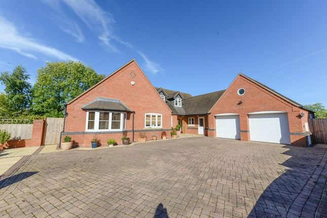 Thumbnail Detached house for sale in Whitehouse Court, Soudley, Cheswardine, Market Drayton