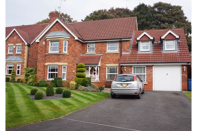Thumbnail Detached house for sale in Rookery Drive, Liverpool