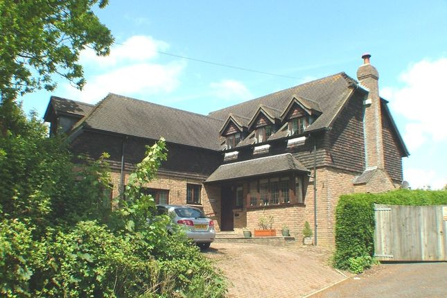 Thumbnail Detached house for sale in Windmill Hill, Nr Herstmonceux, East Sussex