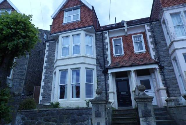 Thumbnail Flat to rent in Victoria Park, Weston-Super-Mare, North Somerset